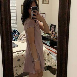 Brandy Melville Dresses - super cute swing pink dress